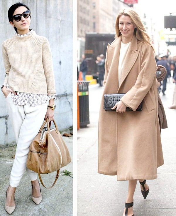 як носити і з чим поєднувати бежевий колір в гардеробі
