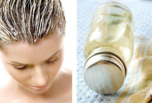 Гліцерин для волосся: маска і кондиціонер з гліцерину
