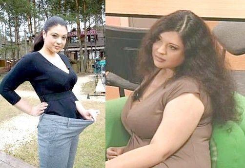 Інна воловичева схудла фото до і після