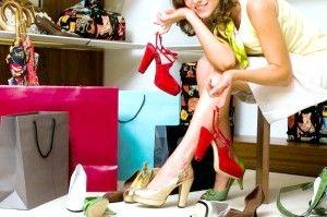 До чого сниться міряти взуття