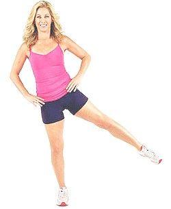 Як прибрати стегна: дієві і прості вправи
