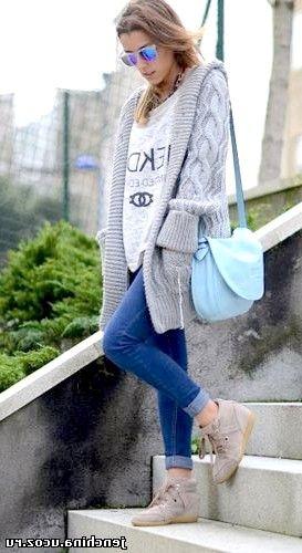 яке взуття носити з джинсами