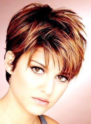 стильні стрижки на тонке волосся фото