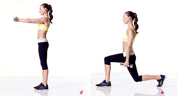 Кращі вправи для м`язів всього тіла
