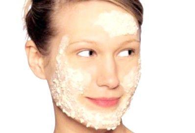 Маски з вівсянки для обличчя