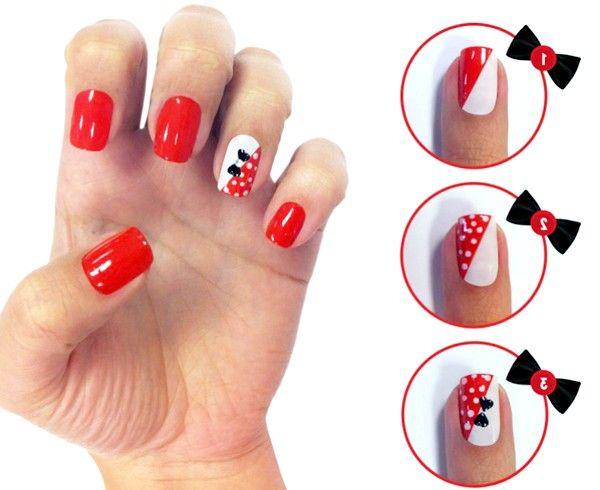 Малюнки на нігтях: фото ідеї