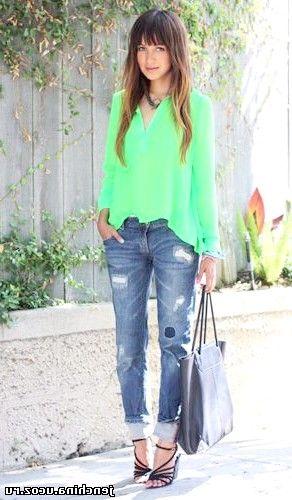 З чим носити джинси: фото добірка