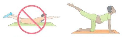 Спорт для вагітних: які вправи можна робити вагітним