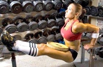 Спортивні руки - це триголовий м`яз плеча