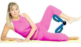 Стрункі ноги: харчування і спорт