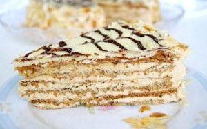 Торт естерхазі: рецепт