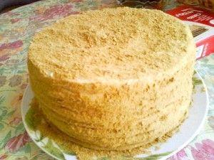 Торт рижик - рецепт