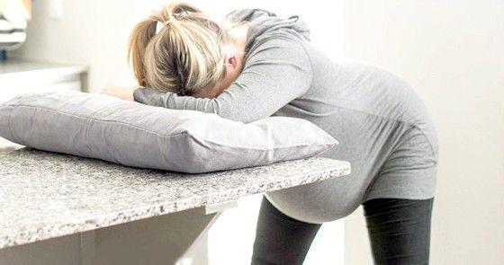 Тренувальні сутички: відчуття і інші симптоми