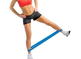Вправи з гумовим джгутом: зміцнюємо м`язи без гантелей