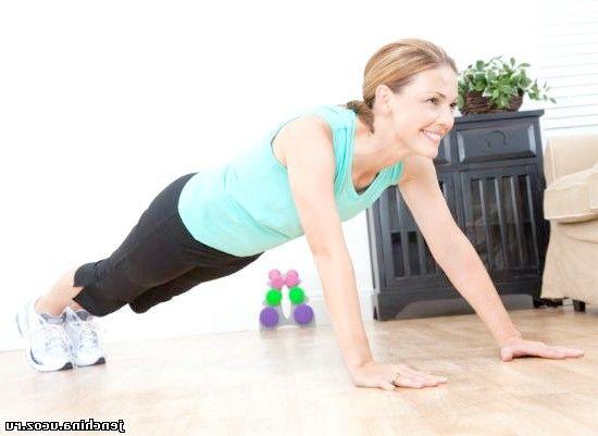 Зарядка для схуднення - як робити ранкову зарядку