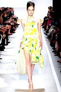 Жіночий одяг diane von furstenberg - колекція весна-літо 2012